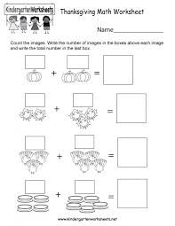 Thanksgiving Math Worksheet Addition Color Sheets To Enjoy This ...