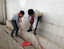 school bathrooms. Asking Pupils To Clean School Bathrooms: Right Or Wrong? Bathrooms