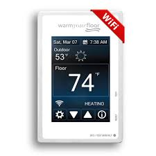 sunstat connect wifi enabled programmable thermostat