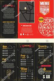 Pamplet Templates 10 Restaurant Pamphlet Templates Psd Ai Indesign Pdf Doc
