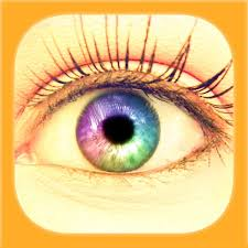 ipa apk of eye color changer swap face red eyes makeup photo editor