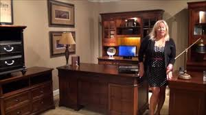 home office desks sets. Remington Executive Home Office Desk Set By Liberty Furniture | Gallery Stores - YouTube Desks Sets F