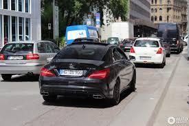Mercedes-AMG CLA 45 C117 2017 - 6 August 2016 - Autogespot