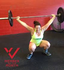 July Member of the Month | CrossFit Vae Victis
