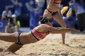 Canada in Olympic beach volleyball