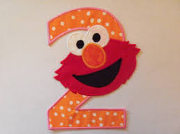 Image result for elmo and number 2