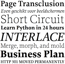 proforma from font bureau webtype > blog our latest addition from font bureau is proforma a typeface by petr van blokland an interesting background initially designed in 1983 for purup