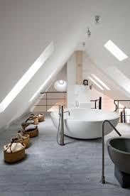 Japanese Attic Bathrooms
