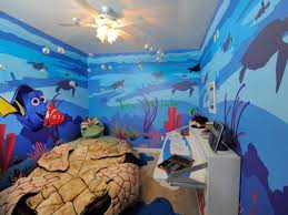 Under the Sea. When it comes to making Disney-themed rooms ...
