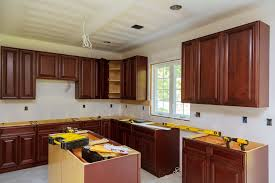 Refinishing Kitchen Cabinets With Cream Paint Glaze Home Guides