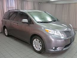 2015 Used Toyota Sienna 5dr 8-Passenger Van XLE FWD at North Coast ...