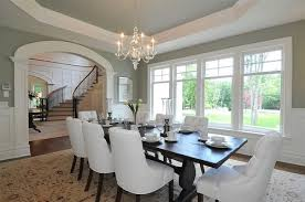 dining room house and interior image