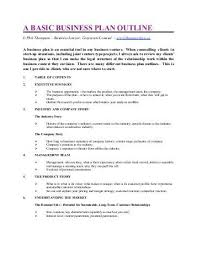 Business Planning Outline Research Proposal Essay Example