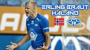 Erling Braut Haland 2018-2019 - Next Ibrahimovic - Insane Skills Goals &  Assists - Molde FK - YouTube