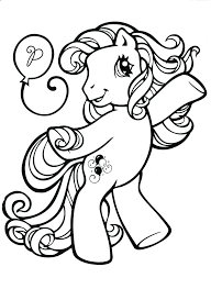 My Little Pony Coloring Book Pages X My Little Pony Printable