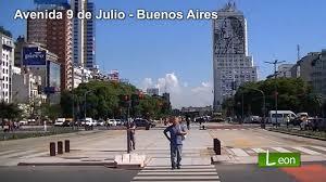 Resultado de imagen para AVENIDA 9 DE JULIO BUENOS AIRES