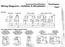 wiring diagram for three way switches pilot light wiring diagram for three way switches pilot light pass seymour 3