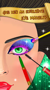 eye makeover spa makeup games for s screenshot 3
