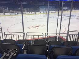 Amway Center Solar Bears Seating Chart Amway Center Section 117 Row 9 Seat 10 Orlando Solar