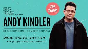 Andy-Kindler-REALLY-web - Good Good Comedy Theatre