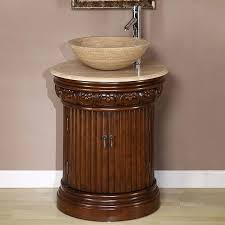 24 bathroom vanity and sink. silkroad exclusive bellevue 24-inch vessel sink bathroom vanity 24 and g