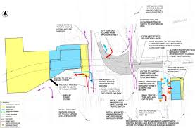 Site Plan Template Construction Site Traffic Ement Plan Template Kensington And