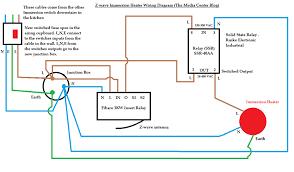 immersion heater wiring diagram wirdig