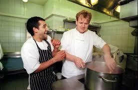 Gordon Ramsay reveals huge regret at how his head chef David ...