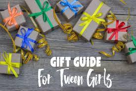 gift ideas for tween s 2018 gift guide