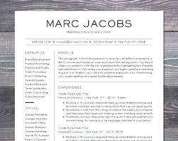 Word Resume Template Mac New Word Resume Template Mac Best