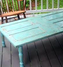 vintage wood coffee table reuse of old doors antique large pine coffee table