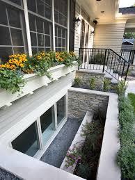 basement window well ideas. Basement Window Well Lanedscaping Ideas Photos Houzz E