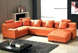 orange sectional sofa burnt orange sectional sofa alluring design contemporary burnt orange sectional sofa alluring design orange sectional