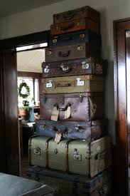Suitcase With Drawers 203 Best Antique Vintage Luggage Trunks Images On Pinterest