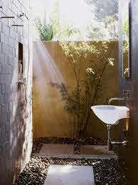 Outdoor Shower Spice Up The Outdoors With These Sexy Showers Hgtv