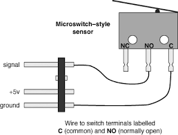 ansul system wiring diagram images the above diagram shows how to wire a microswitch style sensor to the