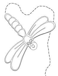 Small Picture Coloring Pages Of Animals Dragonfly Animal Coloring pages of