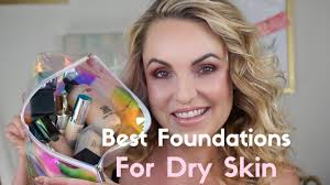 best foundations for dry skin foundation friday elle leary artistry