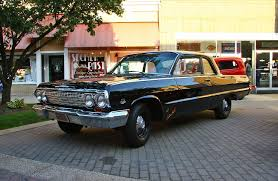 1963 Chevrolet Biscayne - Information and photos - MOMENTcar