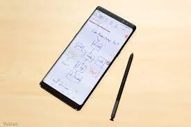 Bút S Pen của Note 8 phù hợp để dùng khi nào?