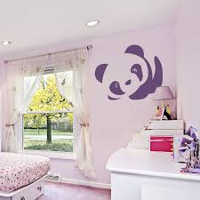 excellent ideas cute wall art interior decorating baby panda decal quotes diy for dorm nursery bedroom uk on panda wall art uk with majestic design ideas cute wall art ishlepark