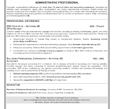 Healthcare Administration Resume Samples Combination Resume Sample