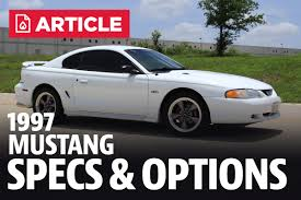 1997 Ford Mustang Specs - LMR.com