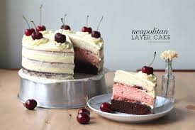 Neapolitan Layer Cake Recipe feat KitchenAid