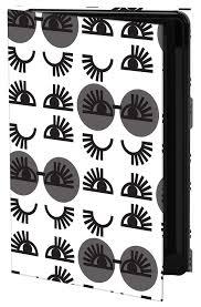 Kindle Fire Cover Designer Amazon Com Keka Molly Fitzpatrick Designer Case For 7 Inch