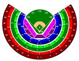 Shea Stadium Seating Chart Game Information Shea Stadium