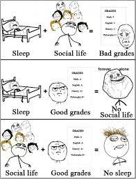 Sad But True - College Life.jpg via Relatably.com