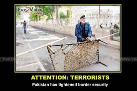 Border Security Pakistan Funny Meme and This Funny Pakistani Smile You via Relatably.com
