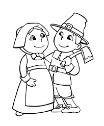 Small Picture Free Printable Pilgrim Coloring Pages for Kids Best Coloring