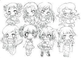 cute anime coloring pages cute coloring pictures of baby animals kids coloring coloring anime pages anime